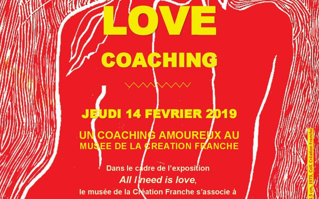 Affiche Love coaching